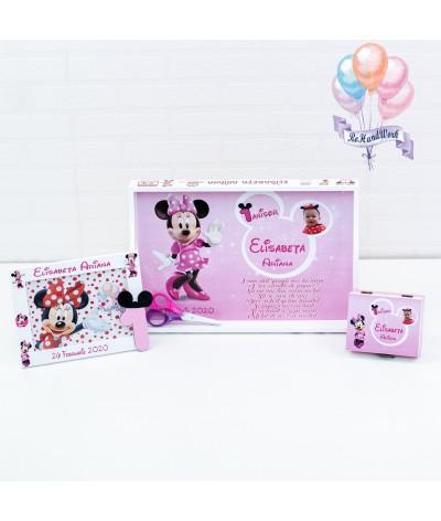 Set pentru turta Minnie mouse - 1