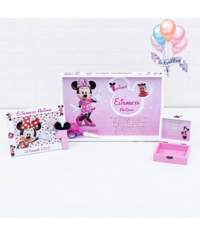 Set pentru turta Minnie mouse - 4