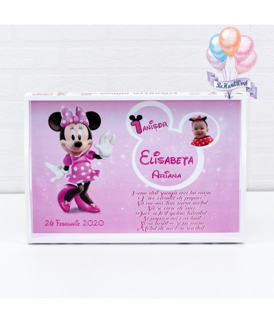 Set pentru turta Minnie mouse - 2