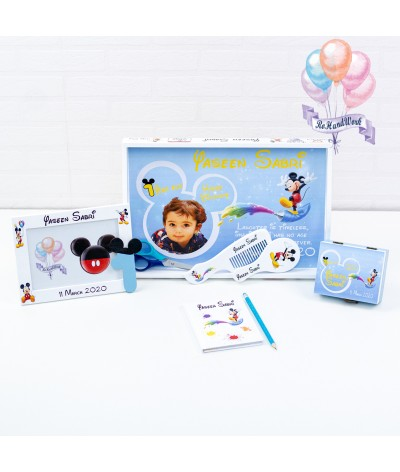 Set aniversar personaj Mickey Mouse paint - 1