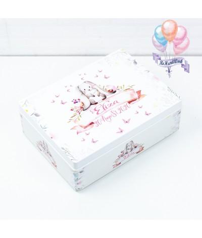 Cutie de amintiri si cutiuta pentru mot iepuras - 3