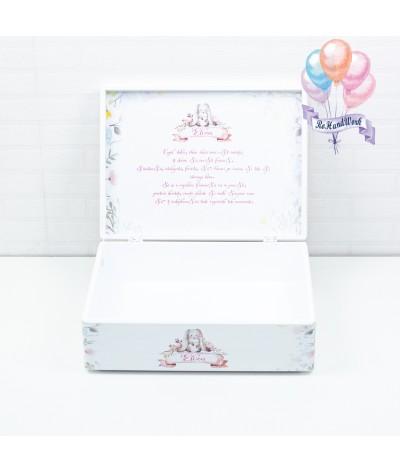 Cutie de amintiri si cutiuta pentru mot iepuras - 5