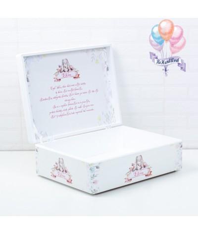Cutie de amintiri si cutiuta pentru mot iepuras - 2