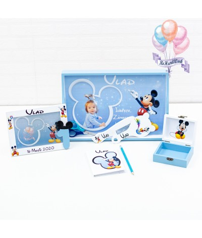 Set mot Mickey mouse creta - 2