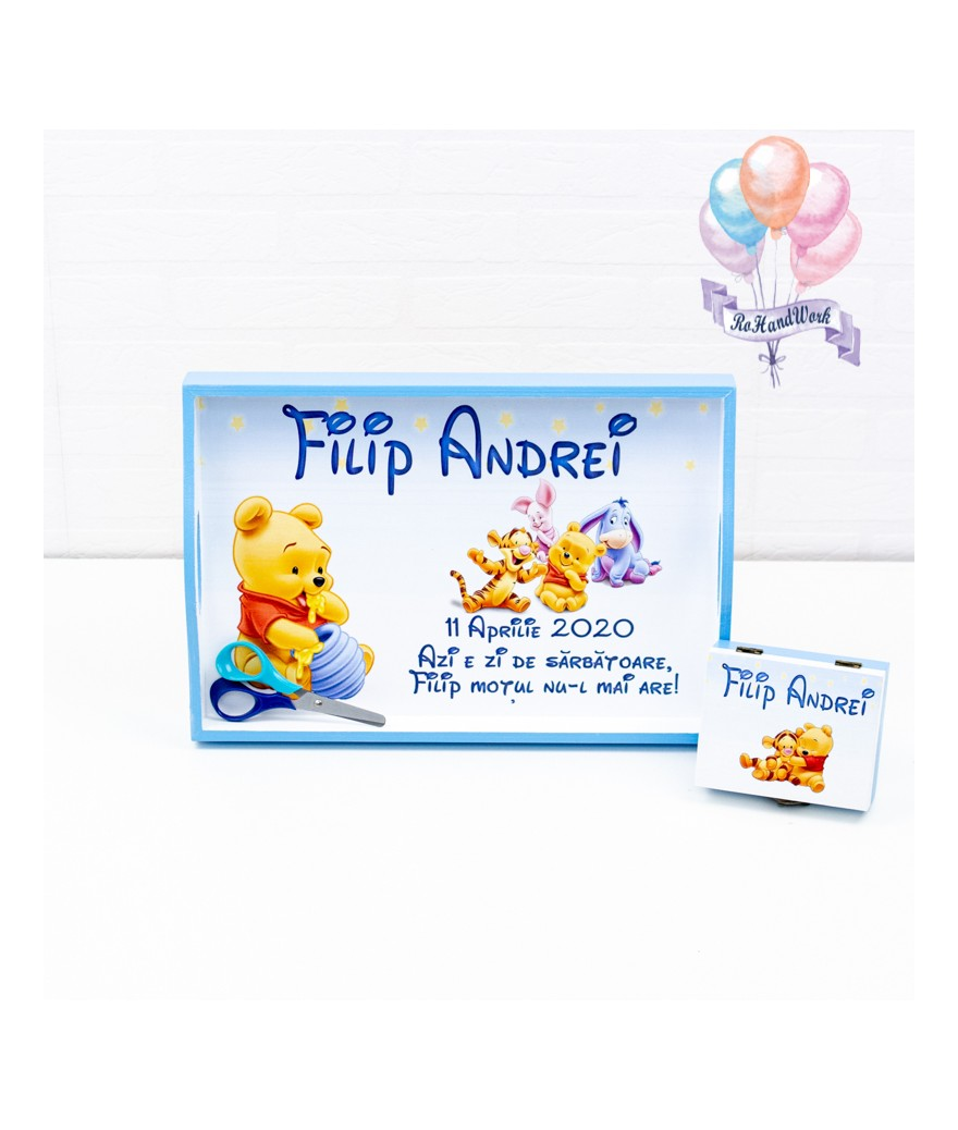 Set mot Baby Winnie the pooh - 1