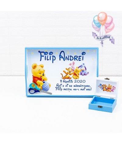 Set mot Baby Winnie the pooh - 3