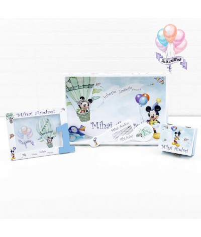 Set personalizat New Mickey Mouse - 1