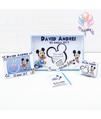 Set de mot Mickey Mouse - 1
