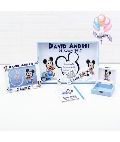 Set de mot Mickey Mouse - 2