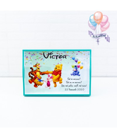 Set mot Winnie the Pooh - 3
