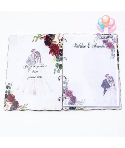 Wedding Guest Book - 2