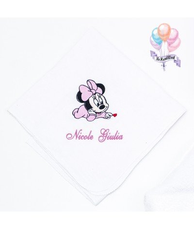 Set trusou botez Minnie mouse - 4