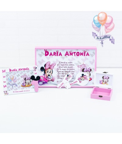 Set mot Minnie Mouse - 1