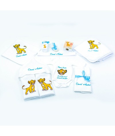 Set trusou botez Lion king Simba - 4