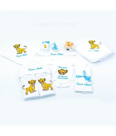 Set trusou botez Lion king Simba - 4
