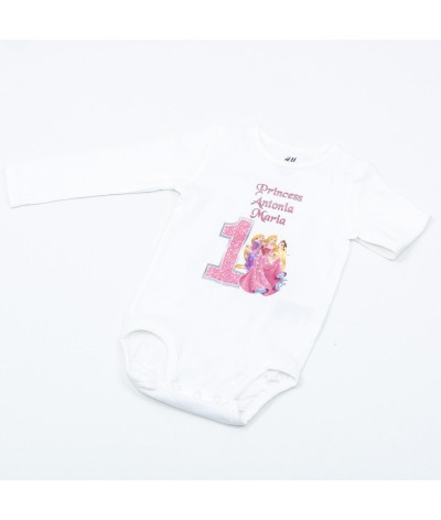 Body personalizat cu Printese Disney - 1