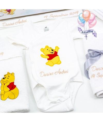 Body personalizat cu baby Winnie the pooh - 1