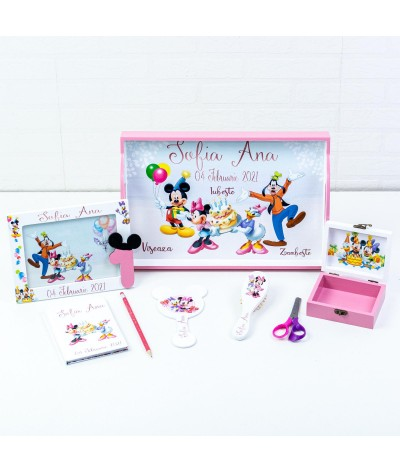 copy of Set de mot Mickey Mouse aniversare - 1