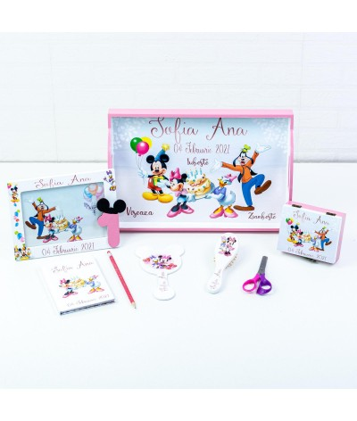 copy of Set de mot Mickey Mouse aniversare - 2