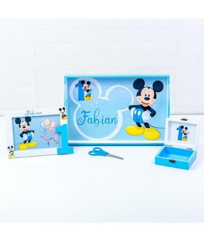 Set mot Mickey Mouse bleo 01 - 3