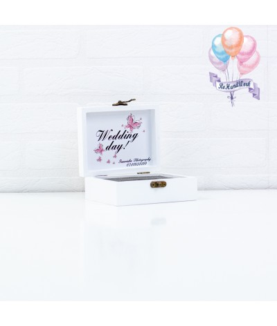 Cutie Stick USB cu fluturasi roz - 2