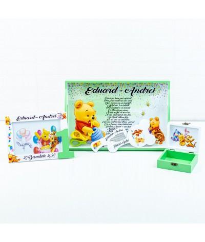 Set mot Winnie verde - 2