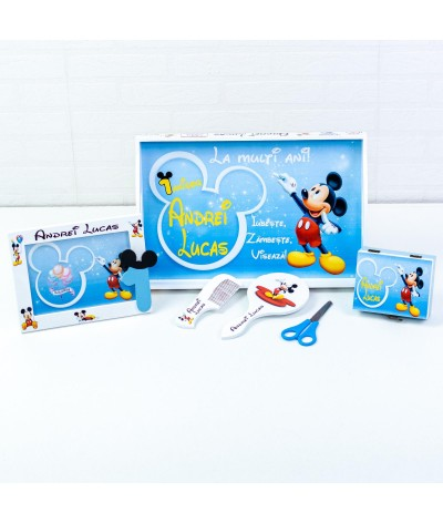 Mickey Mouse Creta Set mot - 1