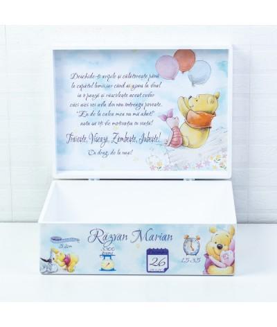 copy of Winnie the Pooh set trusou botez - 3