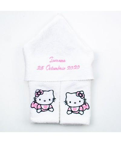 Trusou botez Hello Kitty - 4