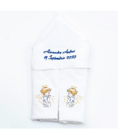 Set trusou botez Ingeras baby Angel - 2