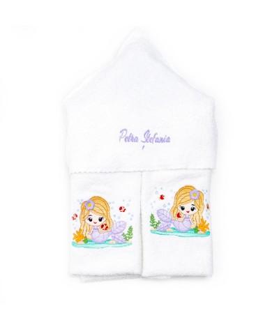 Set trusou botez Sirene - 7