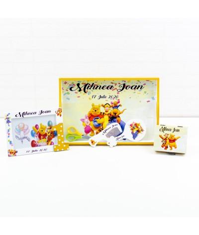 Set mot Winnie galben - 1