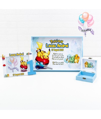 Set mot Pokemon - 2