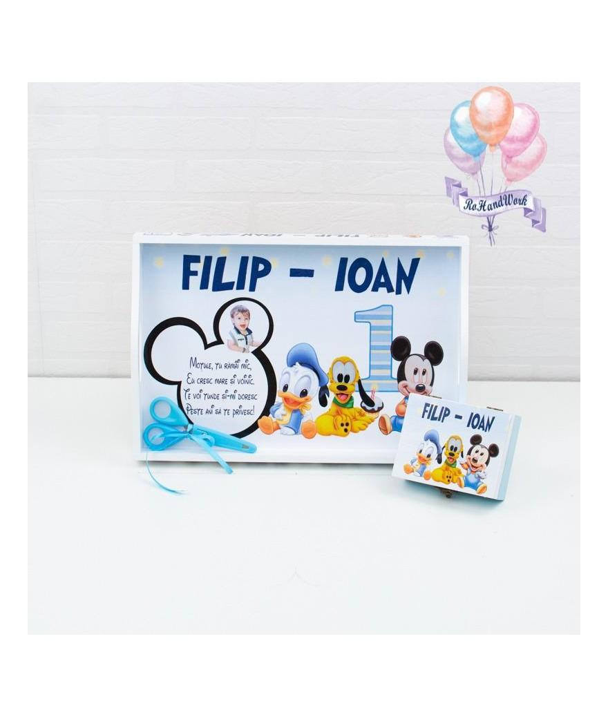 Set mot Pluto Donald si Mickey - 1