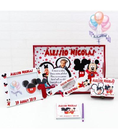 Set mot Mickey Mouse cu buline - 2