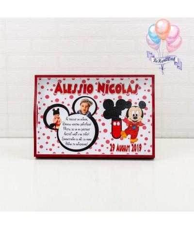 Set mot Mickey Mouse cu buline - 3