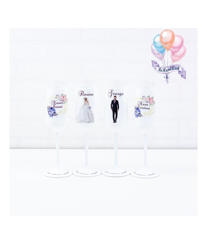Set pahare nunta - 1