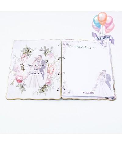 Wedding Guest Book - 3