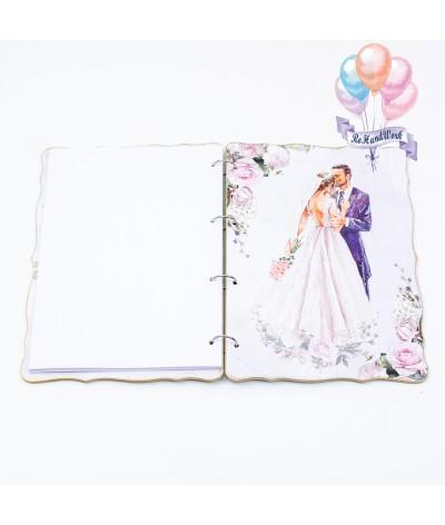 Wedding Guest Book - 4