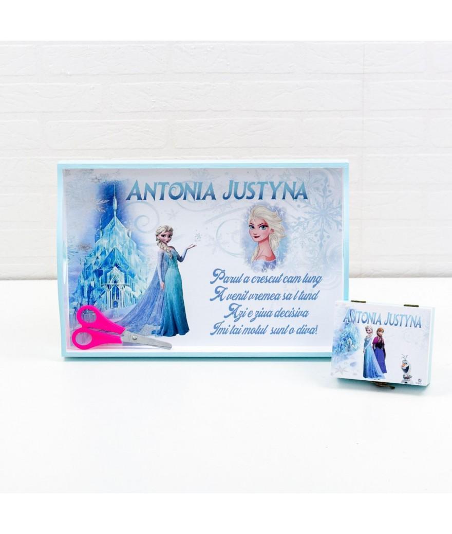 Set mot Elsa Frozen - 1