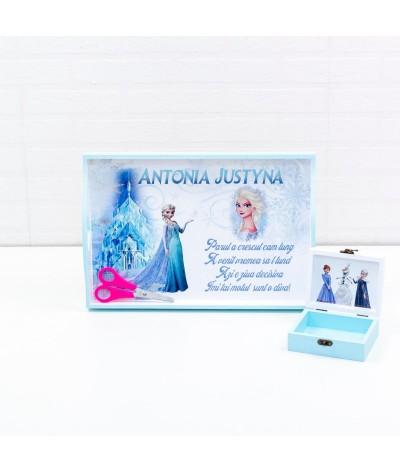 Set mot Elsa Frozen - 2