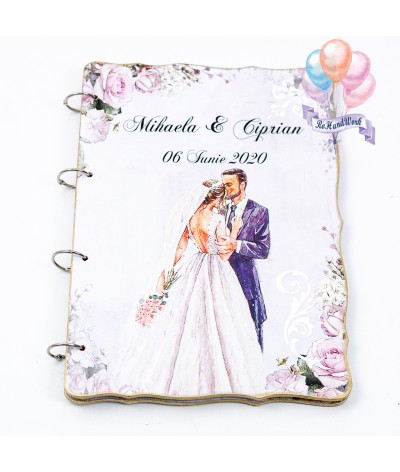 Wedding Guest Book - 7