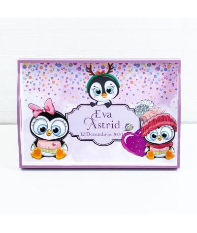 Set mot Pinguini veseli - 3