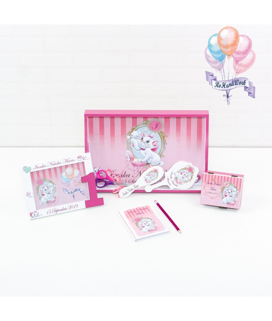 Set mot Pisica Marie Princess - 1