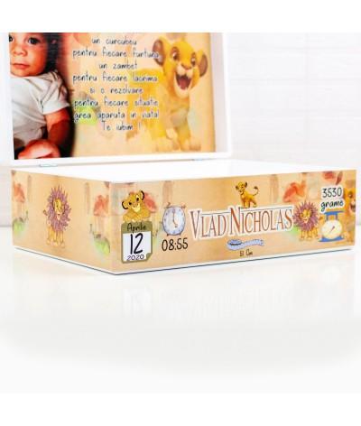 Cutie Amintiri Simba Lion King - 3