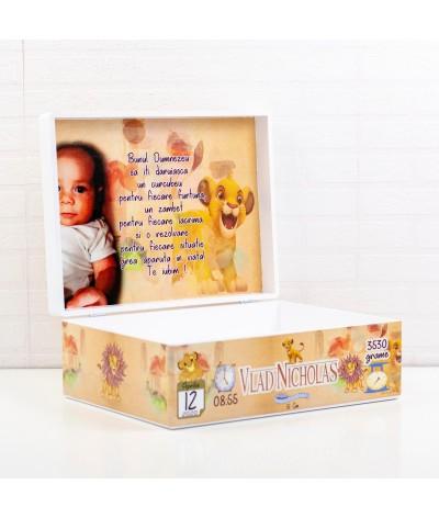 Cutie Amintiri Simba Lion King - 2