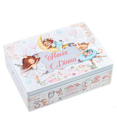 Cutie amintiri Little Ballerinas - 3