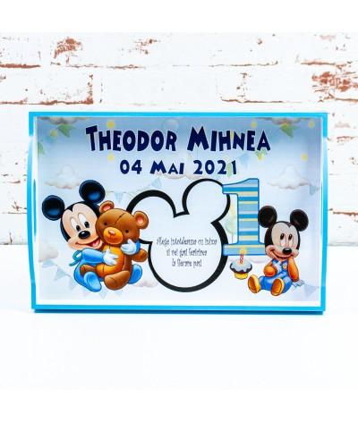 Set mot baby Mickey mouse stegulete - 2