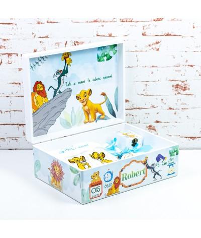 Set trusou botez Simba Lion King 2 - 4