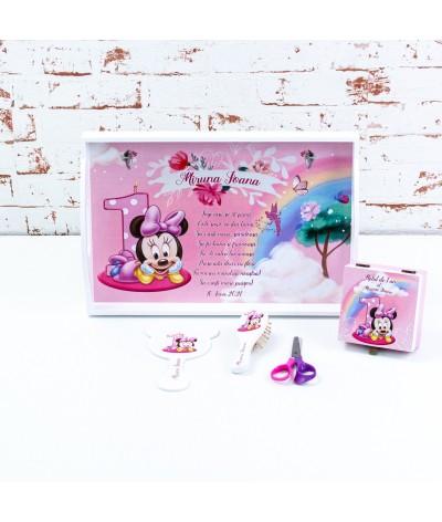 Set mot/turta Fairy Tale Minnie mouse - 1